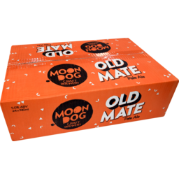 Photo of Moon Dog Oldmate Pale Can 330ml 24 Pack
