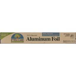 Photo of Aluminum Foil