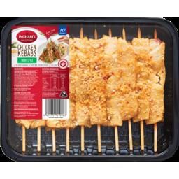 Photo of Ingham's Chicken Kebabs Satay Style 10 Pack