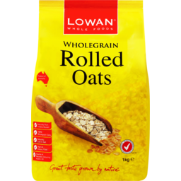 Photo of Lowan Rolled Oats 1kg