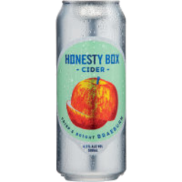 Photo of Honesty Box Braeburn Apple 500ml