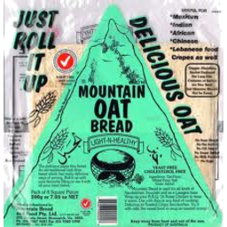 Photo of Mountain Bread Oat 200g