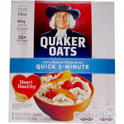 Photo of Quaker Quick Oats