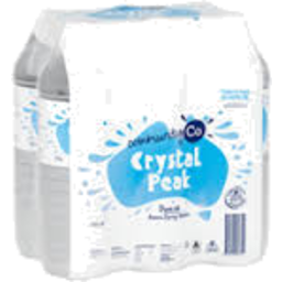 Photo of Community Co Crystal Peak 6x1500ml