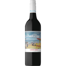 Photo of Beach Days Cabernet Merlot