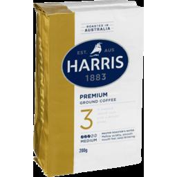 Photo of Harris Ground Coffee Premium 200gm