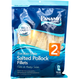 Photo of Panamei Salted Pollock Fillets