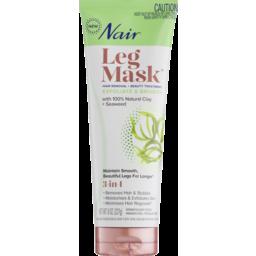 Photo of Nair Seaweed Leg Mask 227g
