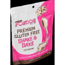Photo of Fogdog Gluten Shake & Bake 190g