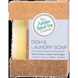 Photo of A/Nat Soap Co Dish & Lndry 200g