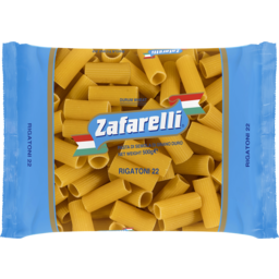 Photo of Zafarelli Pasta No22 Rigatoni 500g