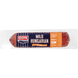 Photo of Don Salami Mild Hungarian 200g