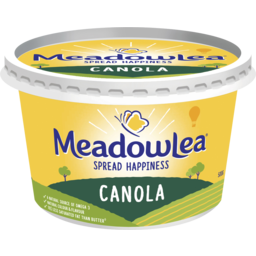 Photo of Meadowlea Omega 3 Canola Spread Margarine 500g