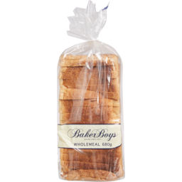 Photo of Baker Boys Square Sliced Bread - Wholemeal