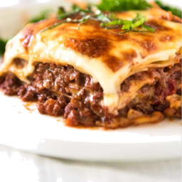 Photo of Small Beef Lasagne Slice