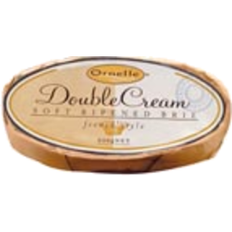 Photo of Ornelle Brie Double Cream 220g
