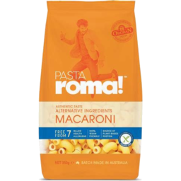 Photo of Pasta Roma Macaroni Gf 350gm