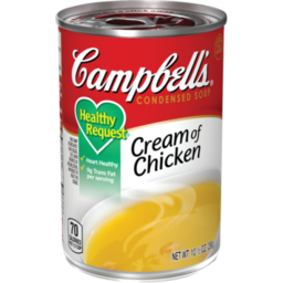 Photo of Campbells Healthy Cream Of Chicken Soup