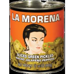 Photo of La Morena Sliced Pickled Jalapeno 200g