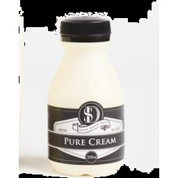 Photo of St David Pure Cream 250ml