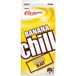Photo of Brownes Milk Banana Chill 300ml