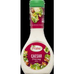 Photo of Praise Caesar Dressing 330ml