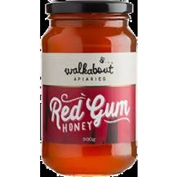 Photo of Red Gum Honey 500g