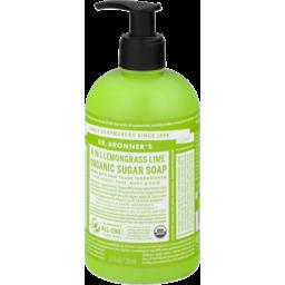 Photo of Liquid Soap - Lemongrass & Lime 355ml
