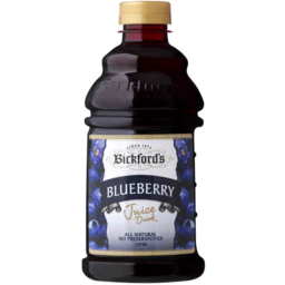 Photo of Bickfords Blueberry Juice Drink 1