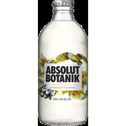 Photo of Absolut Botanik Berry Lemon 330ml