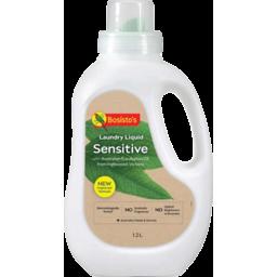 Photo of Bosistos Sensitive Laundry Liq 1.2lt