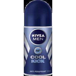 Photo of Nivea Men Cool Kick Anti-Perspirant Roll-On 50ml