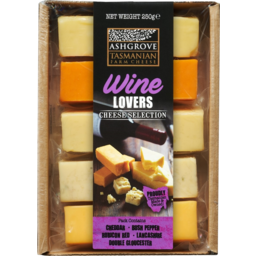 Photo of Ashgrove Wine Lovers 250g