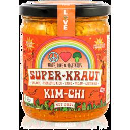 Photo of Peace Love & Vegetables Superkraut - Kim Chi