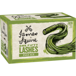 Photo of James Squire 150 Lashes Stubbies
