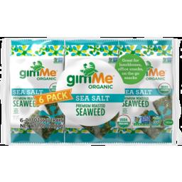 Photo of GimMe Seaweed Snacks (Roasted) - Sea Salt