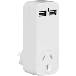 Photo of THE BRUTE DOUBLE ADAPTOR + 2 USB