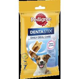 Photo of Pedigree Dentastix Sml 7pce 110gm