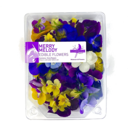 Photo of Edible Flowers Punnet