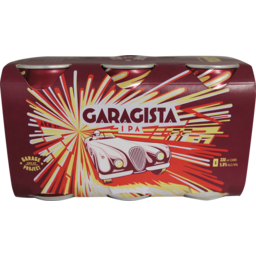 Photo of Garage Project Garagista 6 x 330ml Pack