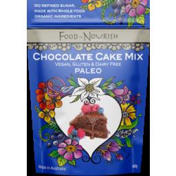 Photo of Food To Nourish Cake Mix Chocolate 400g