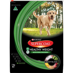 Photo of Purina Supercoat Healthy Weight With Real Chicken Dry Dog Food 7.5kg