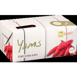 Photo of Yams - Prepack 400g