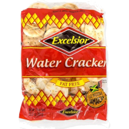 Photo of Excelsior Water Crackers Fat Free