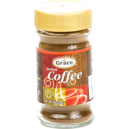 Photo of Grace Instant Coffee