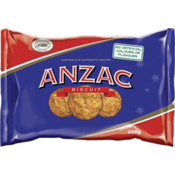 Photo of Unibic Anzac Biscuit Auth 300g
