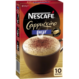Photo of Nescafe Sweet Cappuccino 10 Pack
