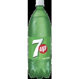 Photo of 7up Lemonade Soda 1.25l Bottle