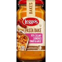 Photo of Leggo's Pasta Bake Creamy Sundried Tomato & Garlic 500g