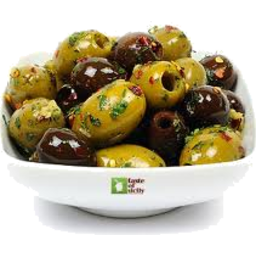 Photo of Gd - Mixed Marinated Olives 250g